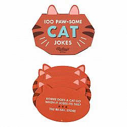 100 Paw-Some Cat Jokes