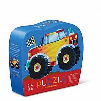 Monster Truck 12-pc Mini Puzzle