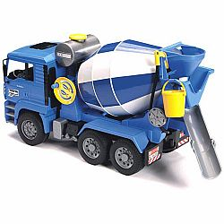 MAN Cement Mixer Truck