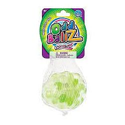 Light Up Frog Egg Ball