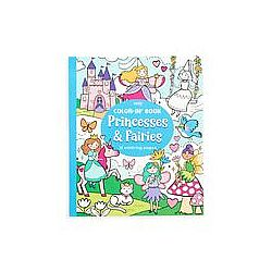 Color-in' Book: Princesses & Fairies