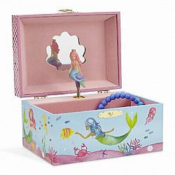 Musical Mermaid Jewelry Box