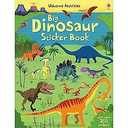 Big Dinosaurs Sticker Book